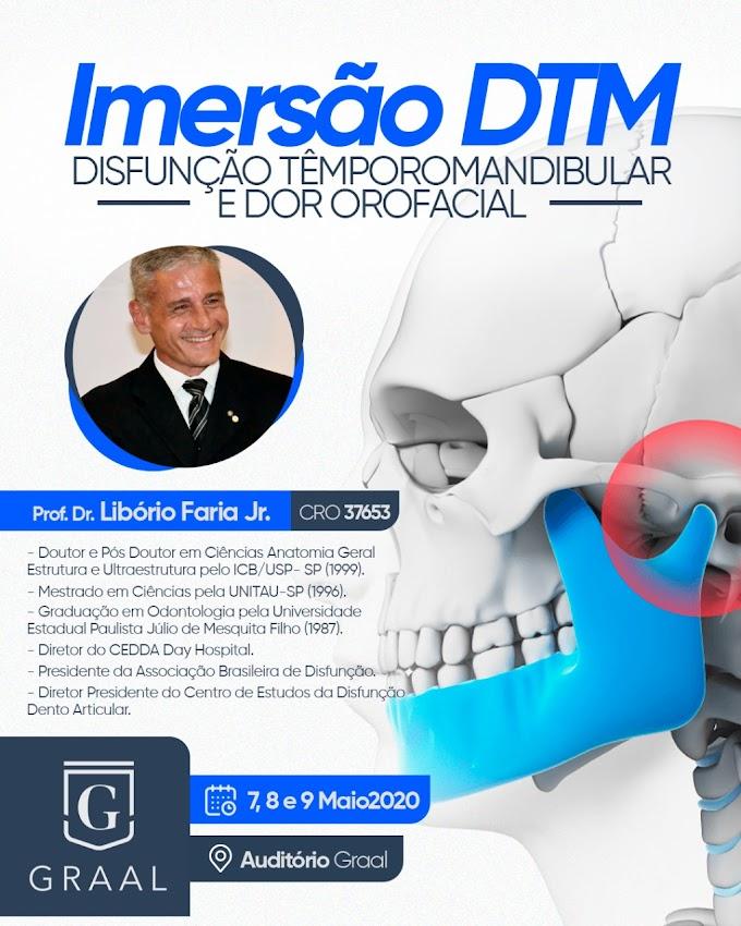 Imersão DTM com Prof. Dr. Libório Faria Jr.