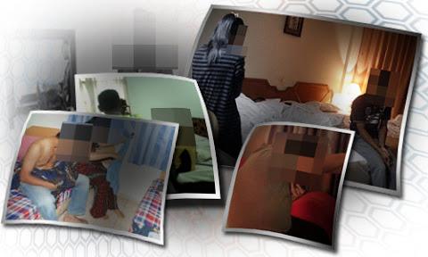 'Miss Nora' disyaki tawar khidmat seks di hotel ditahan di Melaka