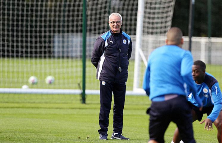 "Ranieri: ""Juventus nije samo tim"""