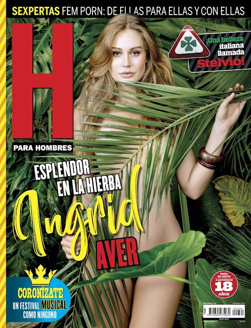 Ingrid Aver Revista H Noviembre 2018-2-solorevistah.com