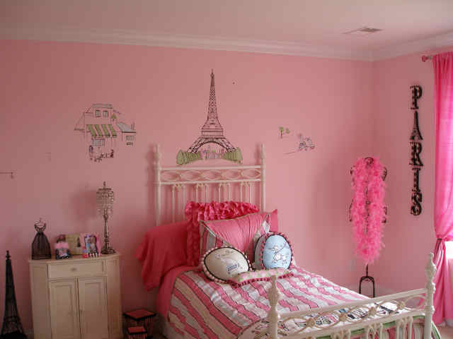 House designs 17 unique and creative designs kids bedroom - How to decorate a paris themed bedroom ...