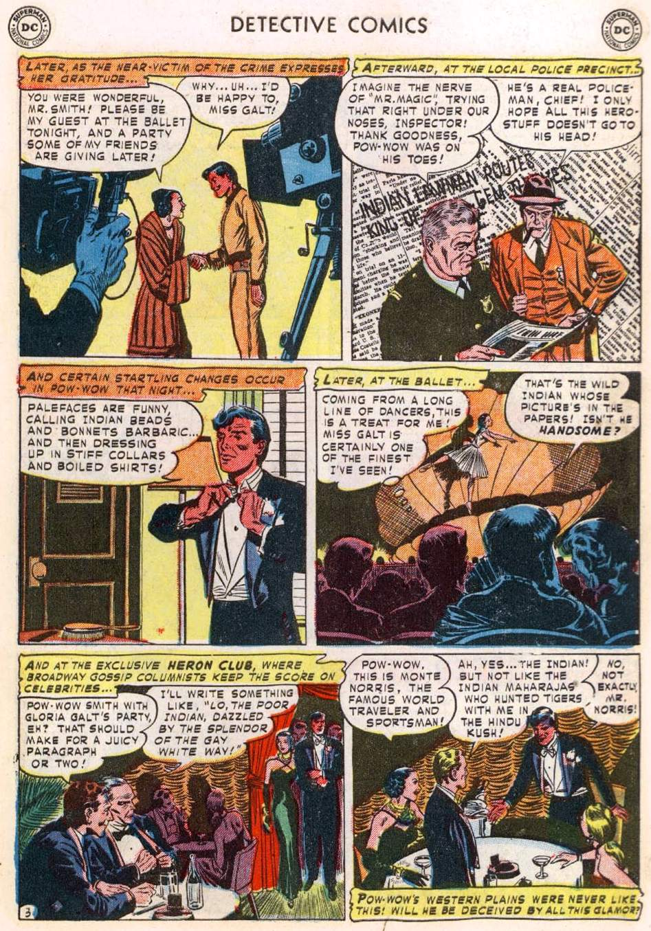 Read online Detective Comics (1937) comic -  Issue #183 - 37