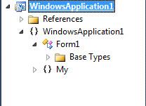 Window Project Visual Basic 2010