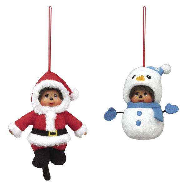 Kiki planet les d corations de no l monchhichi arrivent d s demain dans vos magasins auchan - Decoration de noel auchan ...