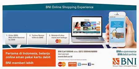 Apakah Bisa Request VCN BNI Selain Melalui SMS Banking?