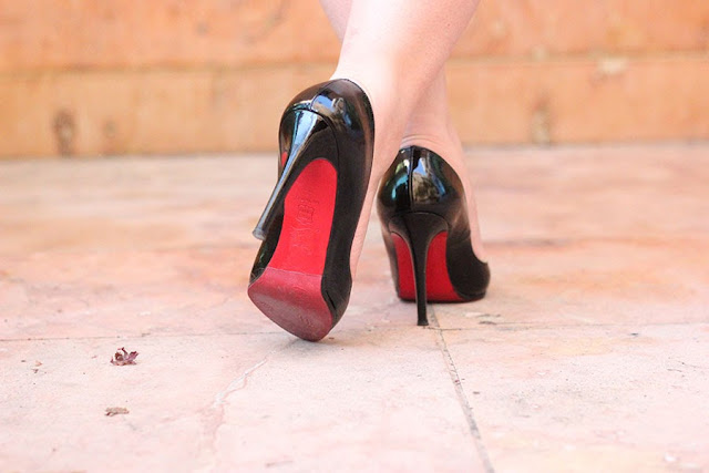 Classic Christian Louboutin Heels