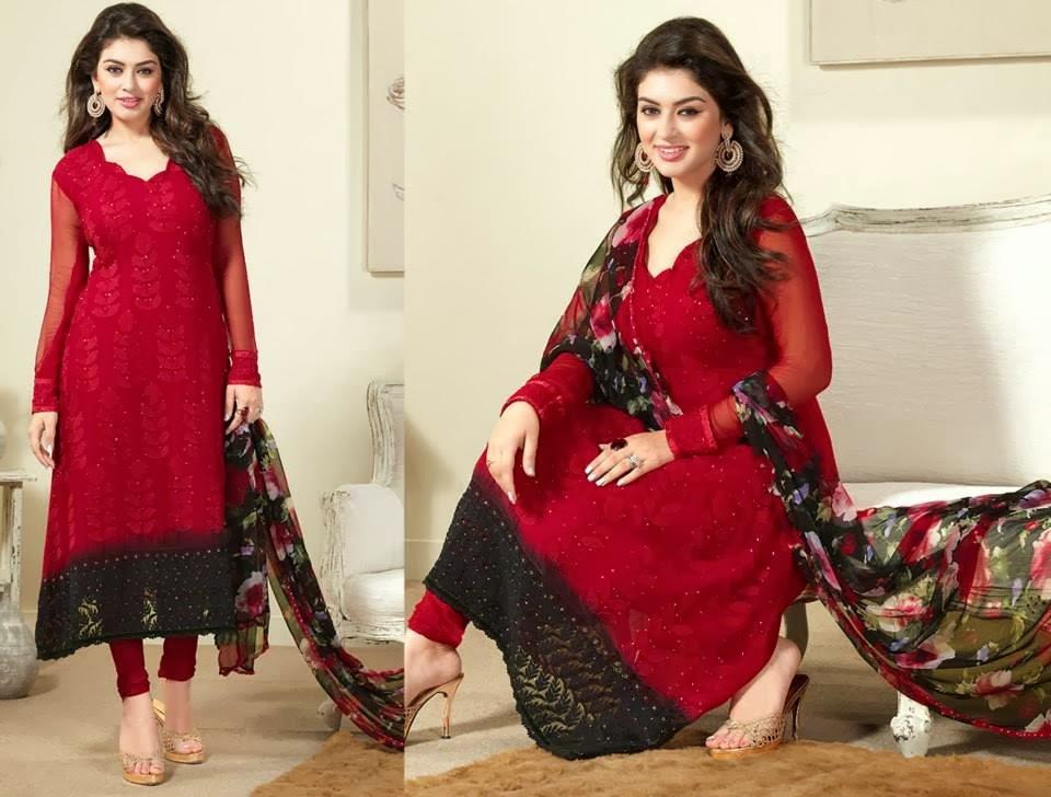 6a4a1d875272 Fashion Mag  Pakistan Traditional Salwar Kameez Design