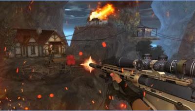 Mission Sniper v1.3 Mod Apk Unlimited Money Gratis