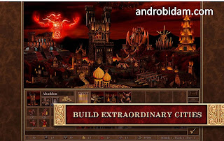 Download Game Android Terbaik Heroes of Might and Magic 3