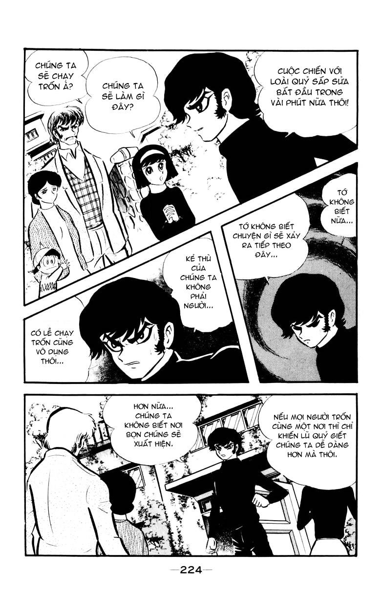 DevilMan chapter 16 trang 24