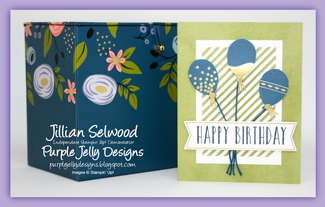 Perennial Birthday Project Kit, Perennial Birthday stamp set, Birthday cards