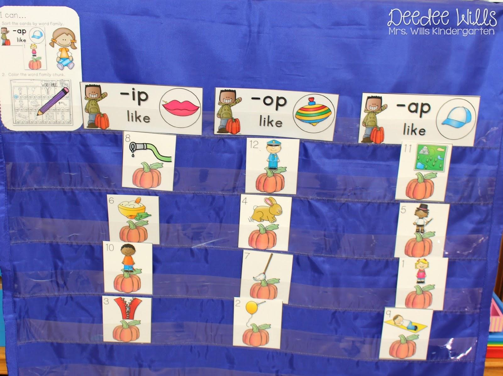 Printable Kindergarten Math Literacy Stations