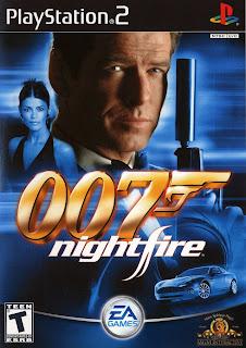 James Bond 007: NightFire: PS2 Download games grátis