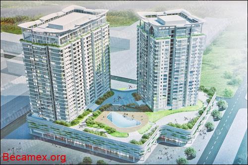 Sora Gardens, dự án căn hộ thuộc KĐT Tokyu Bình Dương