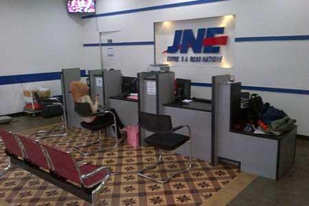 Telepon Lokasi Kantor Cabang JNE Bangli