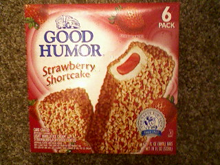 Walmart Strawberry Shortcake Ice Cream Cake