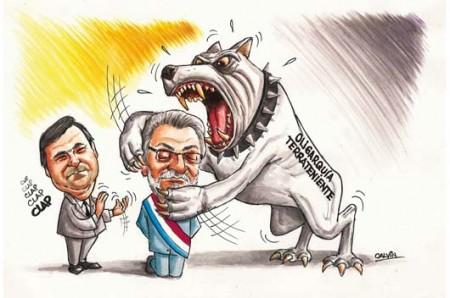 Con Nuestra América: Otro golpe de Estado en América Latina