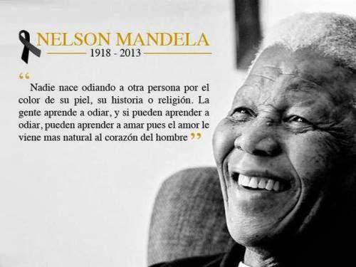 Frases De Paz P 2: El Día De La Paz: ALGUNAS FRASES DE NELSON MANDELA PARA EL