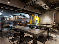 McDonald's Next with the concept of the Future Open in Hong Kong