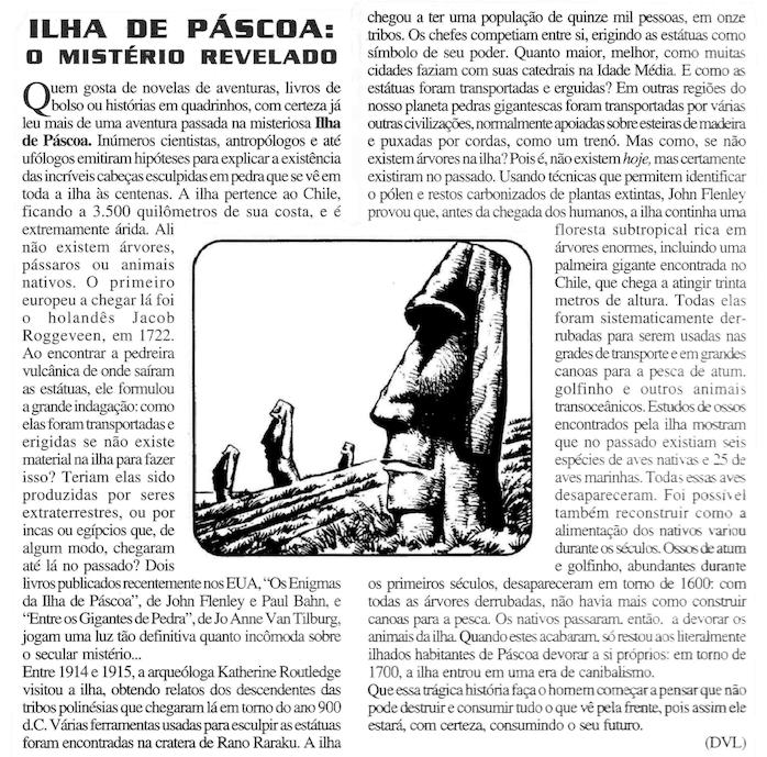 Ilha de Páscoa | Mistério Revelado
