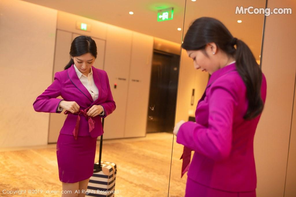 Image XIUREN-No.1799-Xiao-Reba-Angela-MrCong.com-006 in post XIUREN No.1799: Xiao Reba (Angela小热巴) (100 ảnh)