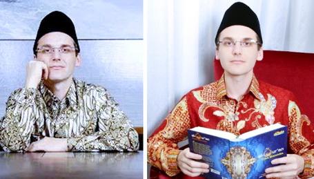 ALLAHU AKBAR! Bule Ini Jatuh Cinta Dengan Islam Setelah Sering Mendengar Adzan