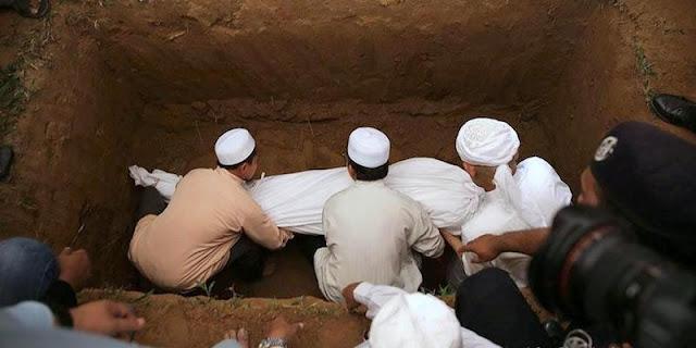 APAKAH ORANG YG MENINGGAL SEDAR BAHAWA DIRINYA SUDAH MATI