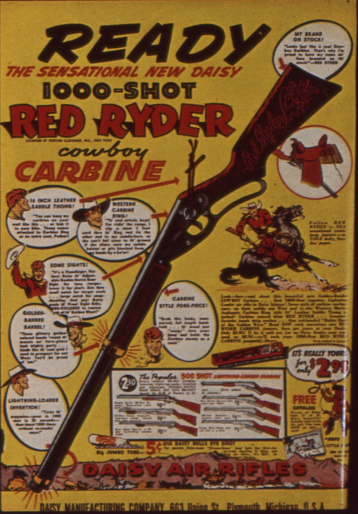 Read online Detective Comics (1937) comic -  Issue #49 - 68