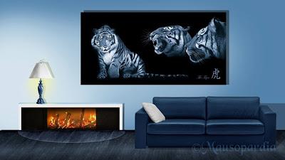 http://www.fineartprint.de/bilder/the-tiger-faces-die-gesichter-eines-tigers,10833819.html