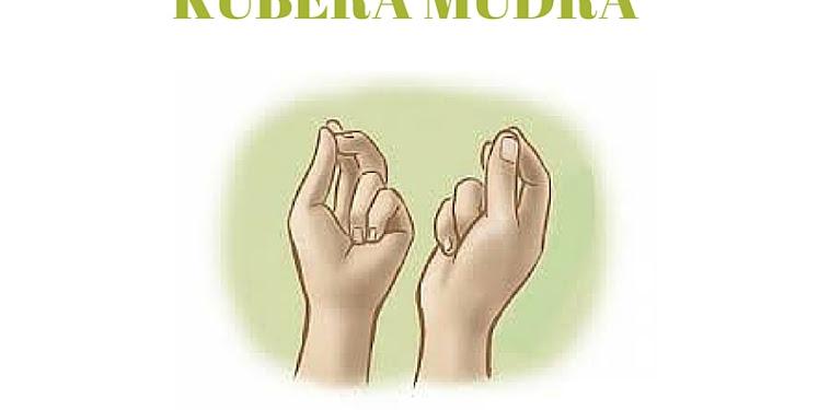 Kubera Mudra Mantra