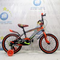 16 exotic bmx oversize headset sepeda anak