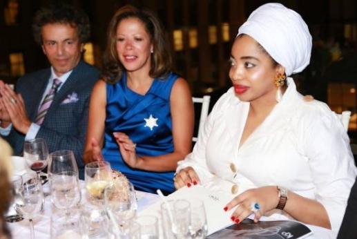 wuraola awards new  york