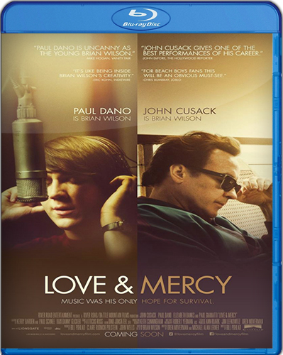 Love & Mercy [BD25] [2014] [Latino]