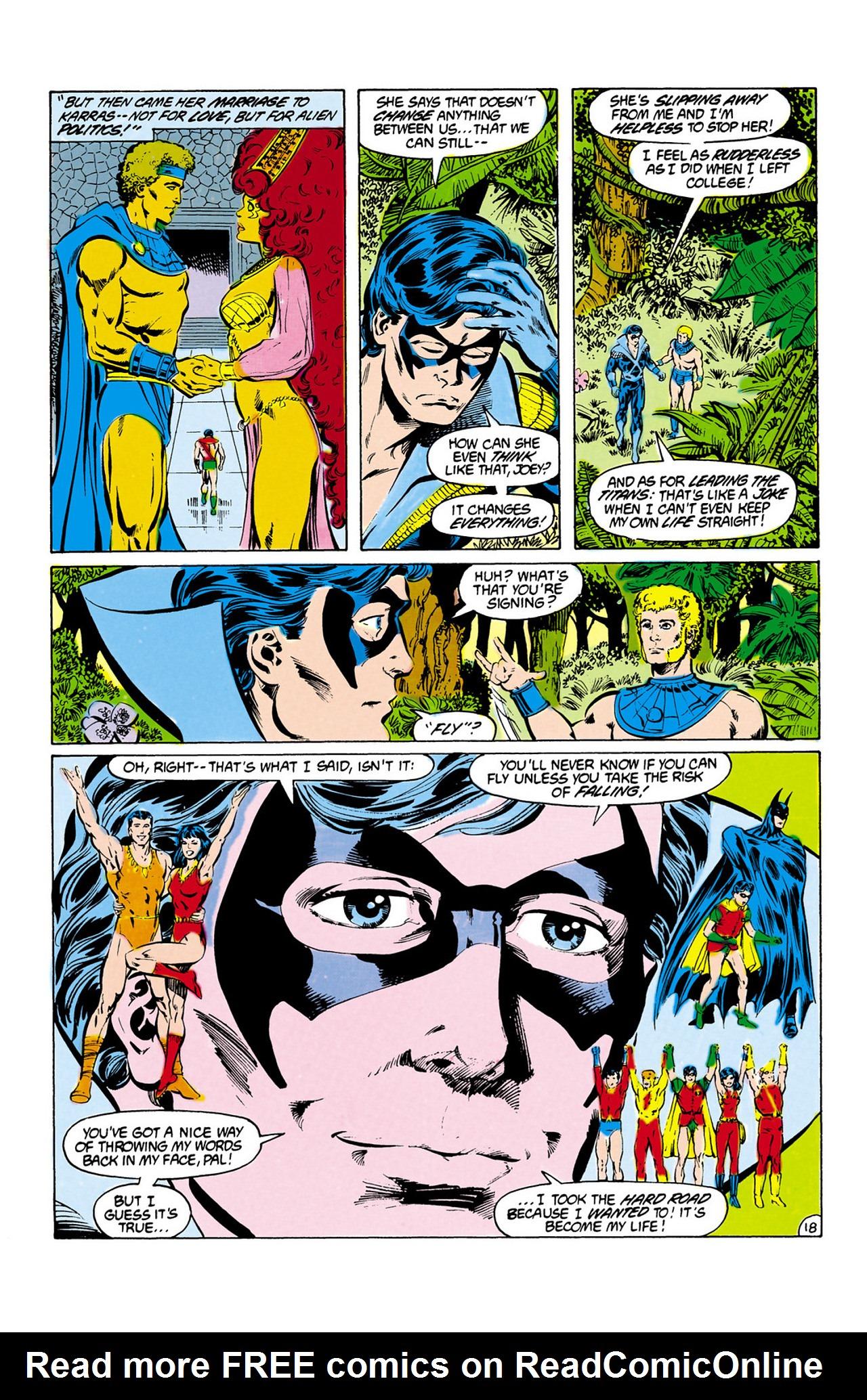 Read online Secret Origins (1986) comic -  Issue #13 - 19