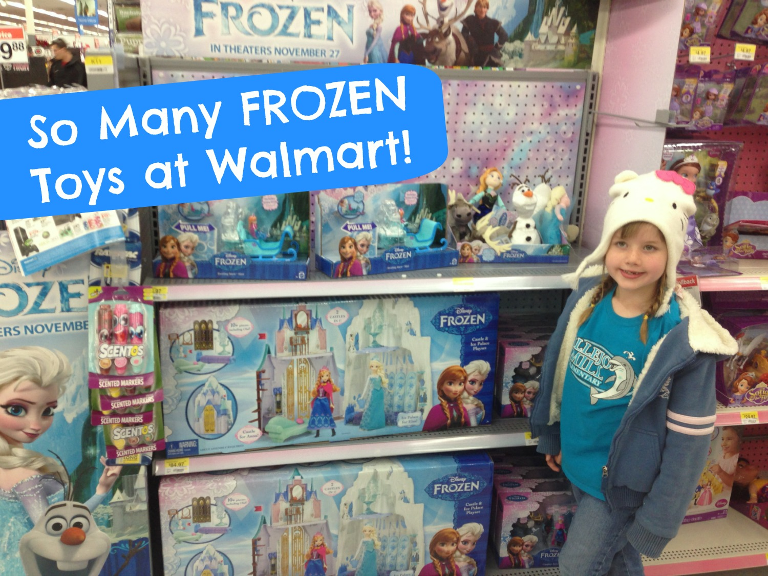 Toys For Walmart : Lunchbox dad make it a disney frozen day special