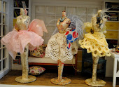 Dress Form  / Mini manequins