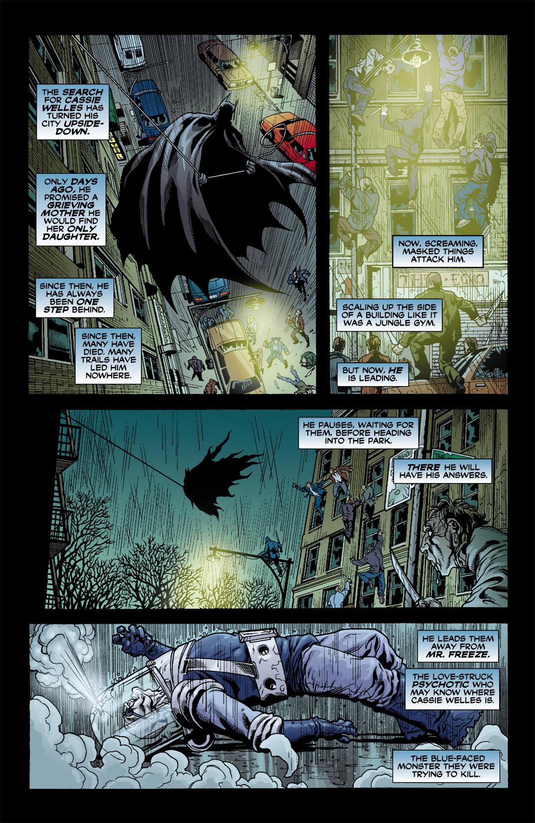 Detective Comics (1937) 805 Page 3