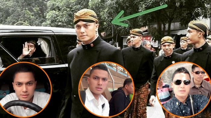 Pratu Daniel Darryan Paspampres yang Curi Perhatian di Nikahan Kahiyang Ramah Lo