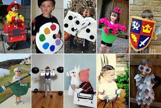 50+ Ιδέες για παιδικά αποκριάτικα κουστούμια-αξεσουάρ