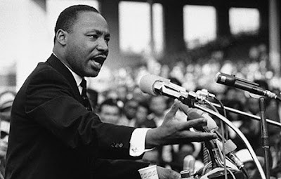Who is Matin Luther King Jr ?