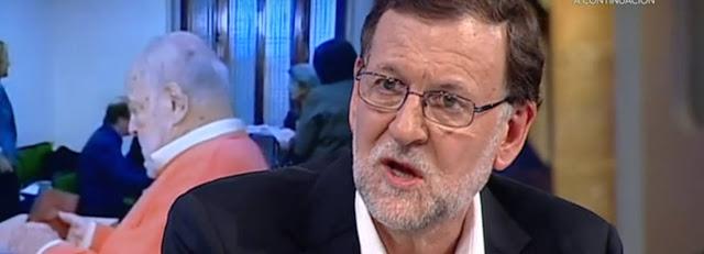 Rajoy en el Hormiguero sobre Fernandez Diaz