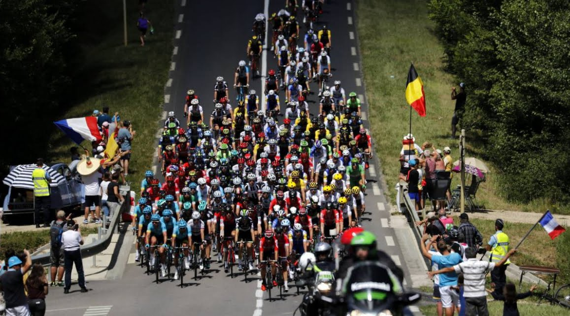 Rojadirecta TOUR de France Diretta TV Oggi Tappa 5 Lorient-Quimper: Analisi altimetria percorso, Video Streaming Rai.