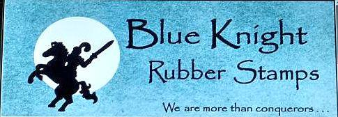 Blue Knight Rubber Stamps