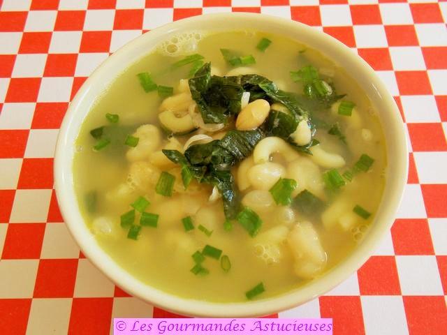 Comment faire une soupe de haricots ?
