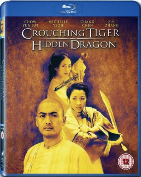 Crouching Tiger Hidden Dragon 2000 Hindi Dubbed Dual BRRip 720p