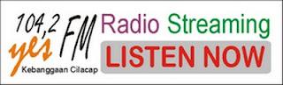 RADIO YES FM CILACAP