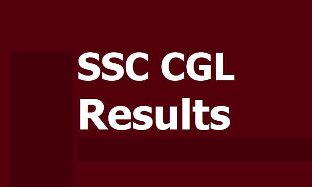 SSC CGL Results 2018 of Tier I Exam declared on ssc.nic.in