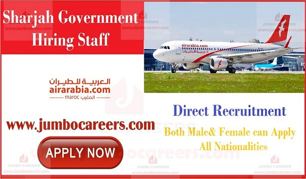 Current Government jobs in Sharjah, New job openings in Sharjah,