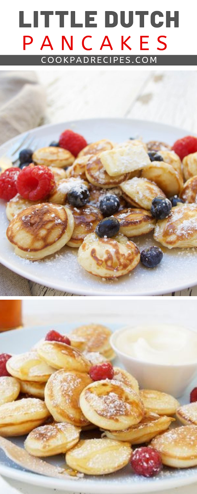 Lіttlе Dutсh Pancakes