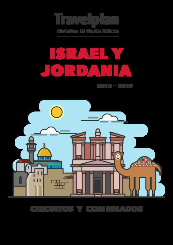 Catálogo Travelplan Circuitos Jordánia 2018